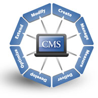 Content Management System Websites